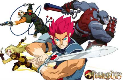 Warner Brothers Thundercats on Thundercats Warner