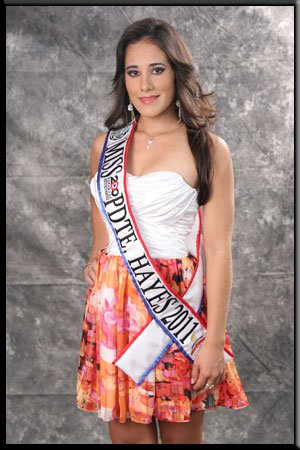 Miss Pdte. Ayes 2011