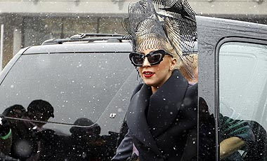 Lady Gaga Foto: Reuters