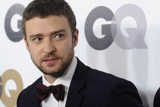 Justin Timberlake.