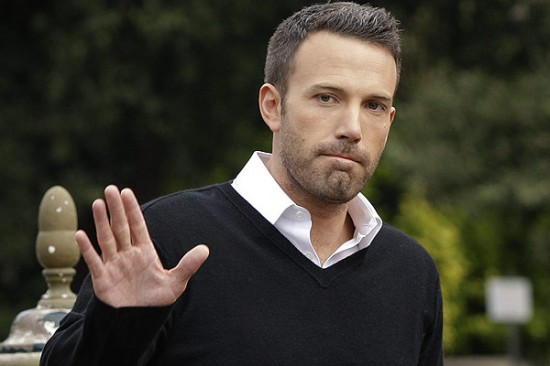 Ben Affleck.