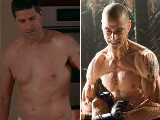 El cambio radical de Matthew Fox.