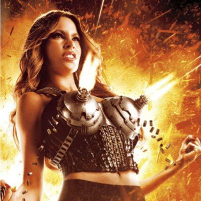 La impactante Sofía Vergara, en Machete Kills.