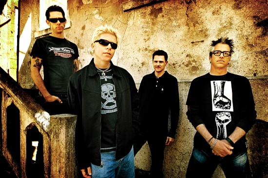 La banda californiana The Offspring vendra por primera vez a Paraguay.