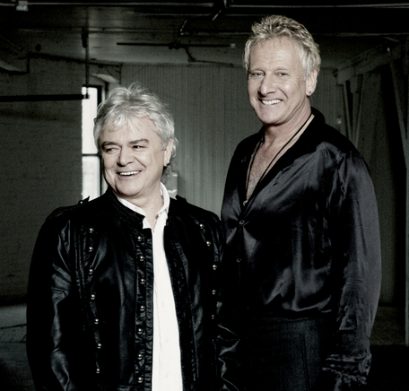 Air Supply vuelve a Paraguay.