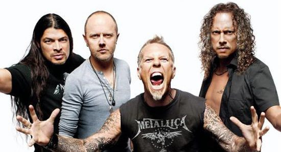 """Through the never"" de Metallica, se estrenará el 4 de octubre en Estados Unidos."