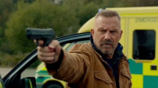 Kevin Costner vuelve con Mente Implacable.
