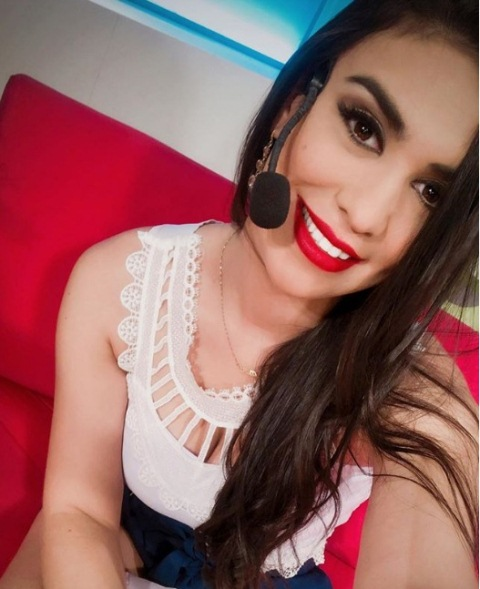Ana Laura Chamorro.